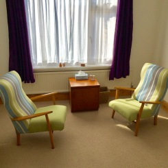 Brighton Counselling Rooms room 1